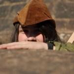 Mittelalterliche Kopfbedeckungen für Kinder