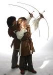 Mittelalterliche Waffen für Kinder
