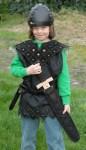 Mittelalterliche Dolche & Schwertsets für Kinder