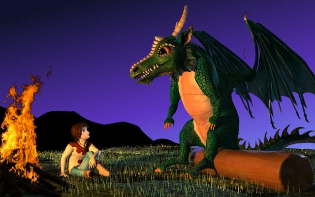 Jona & der Drache