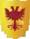 Schild Adler - klein