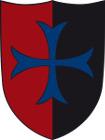 Schild Kreuz - groß